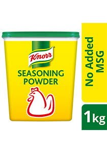 Knorr Chicken Seasoning Powder (No Added MSG) 1kg