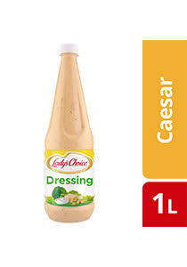 Lady's Choice Caesar Dressing 1L