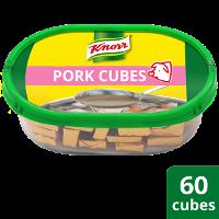 Knorr Pork Cubes Professional Pack 600g