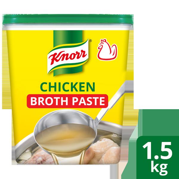 Knorr Chicken Broth Base 1.5kg