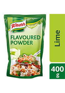 Knorr Lime Powder 400g - Freshness is very important to my lime-based drinks.