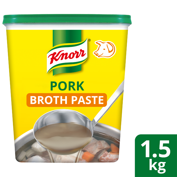 Knorr Pork Broth Base 1.5kg