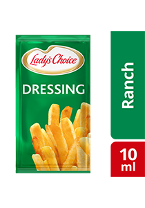 Lady's Choice Ranch Dressing 10ml