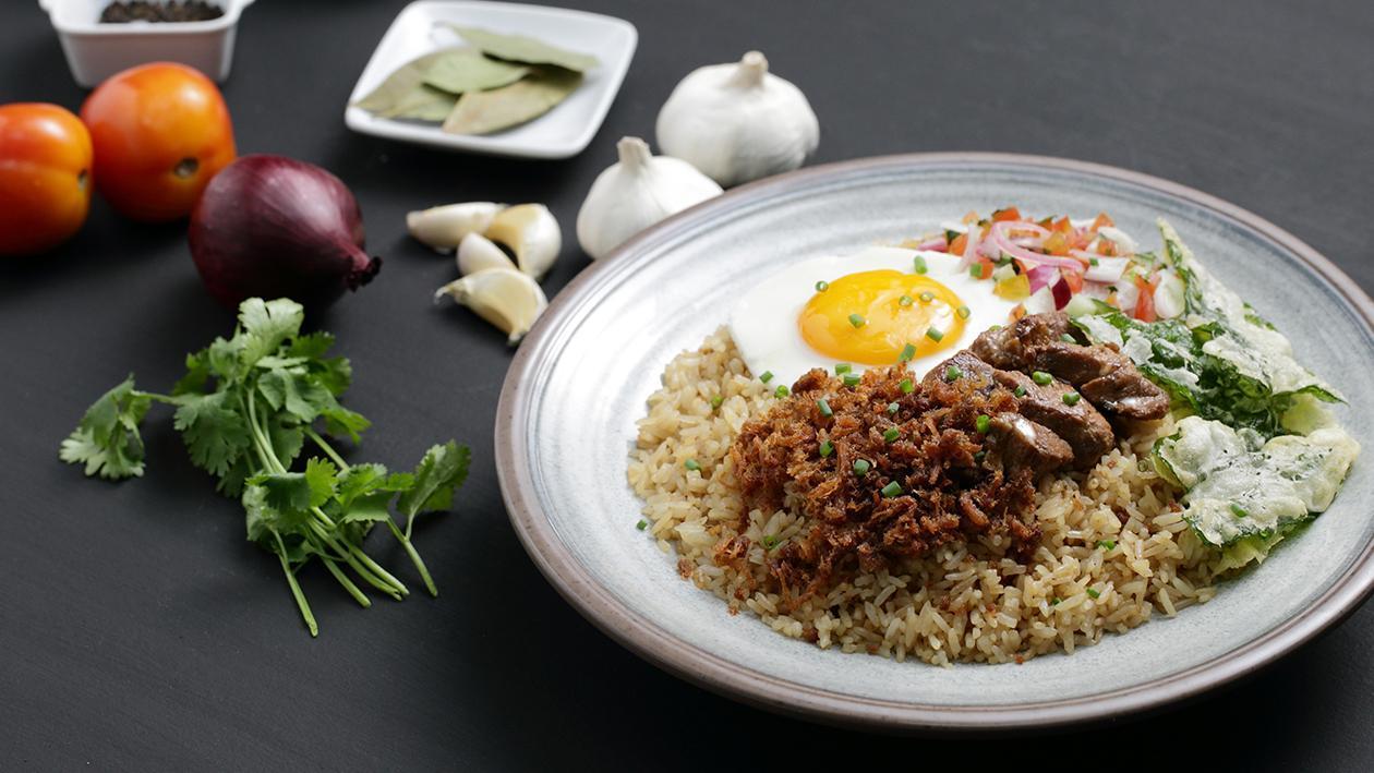Adobo Rice Recipe