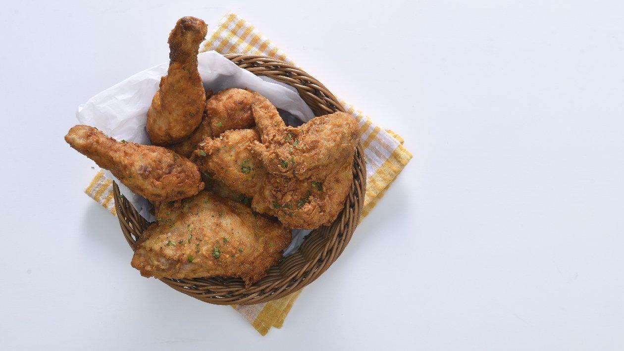 Breaded Fried Chicken