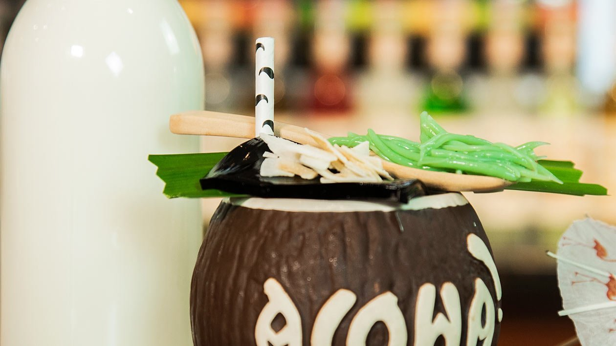 Coconut Island Tea