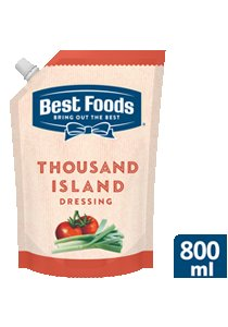Best Foods Thousand Island (12x800ml)