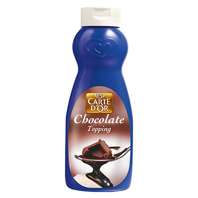 Carte D'or Chocolate Topping (6x1L) -