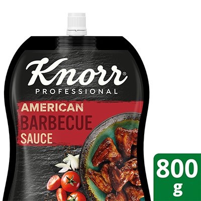 Knorr Barbecue Sauce (12x900g)