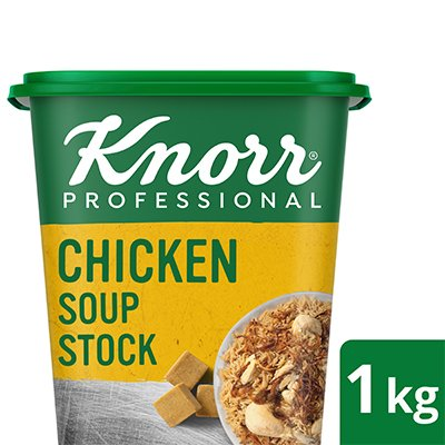 how to make knorr chicken stock
