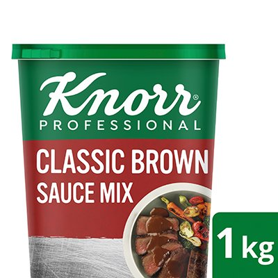 Knorr Classic Brown Sauce (6x1 kg) -