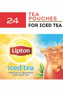 Lipton Fresh Brewed Ice Tea (4x24x28.3g) -