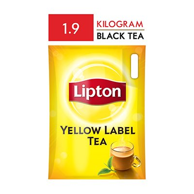 Lipton Yellow Label Packet Tea (1900gm)