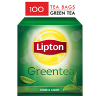 Lipton Green Tea Pure Tea Bags (20x100TB)