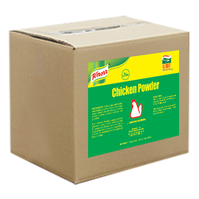 Knorr Professional Chicken Stock Powder (1x12kg) - Knorr Professional Chicken Stock Powder is made with real chicken that delivers the natural taste and aroma to your dish every time.