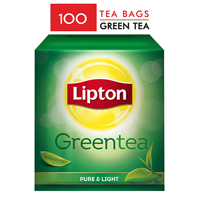 Lipton Green Tea Pure Tea Bags (20x100TB) - Lipton knows how to create that