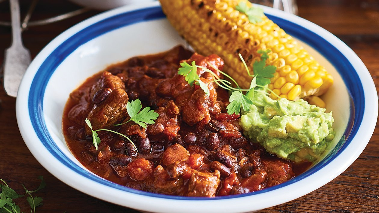 Chipotle Chilli Bowl