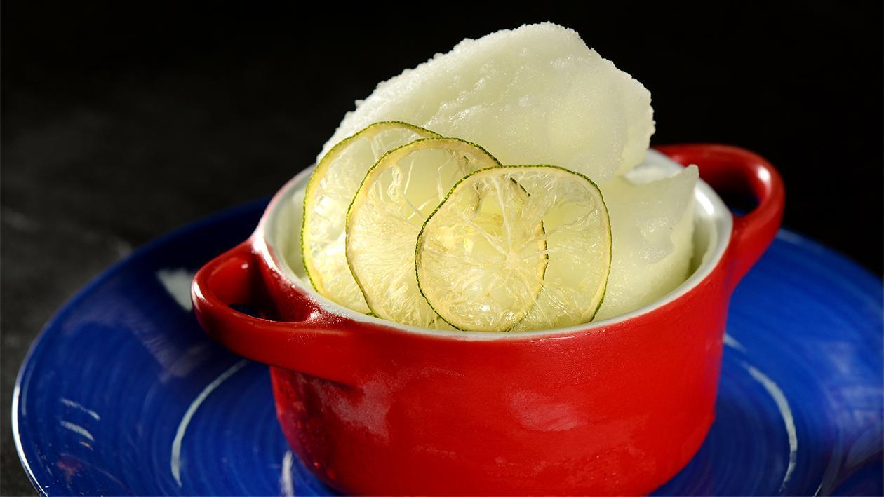 Italian Lime Ice