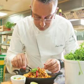 Chicken Biryani by Chef Paul Hage