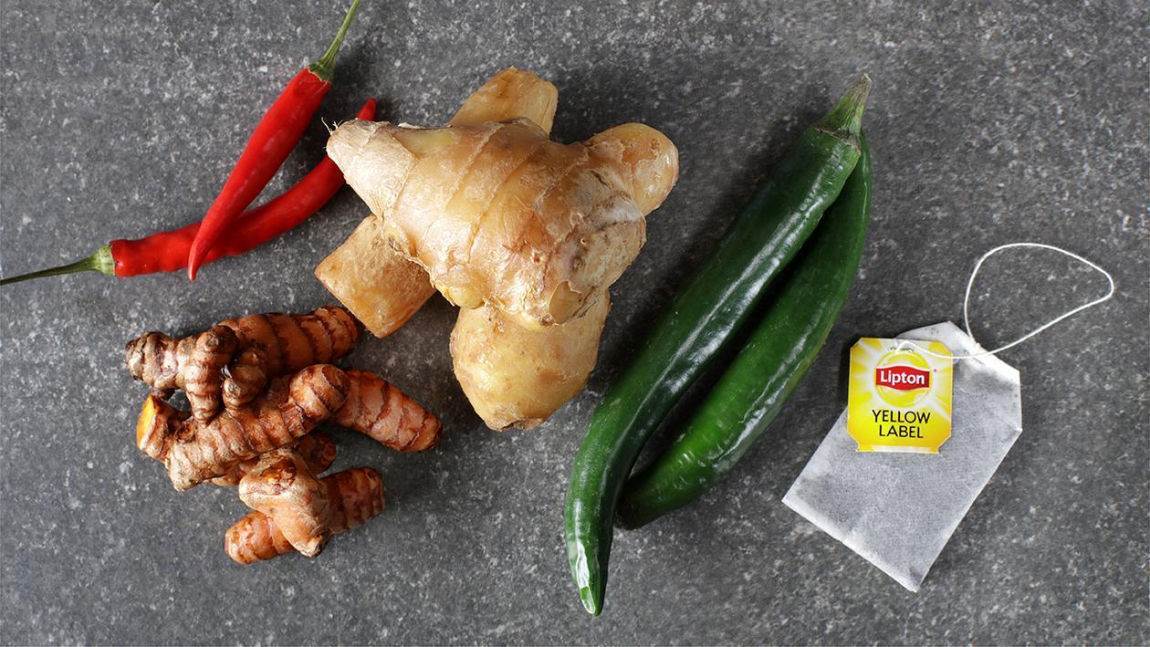 Asian Tea Spiced Meat Brine Recipe
