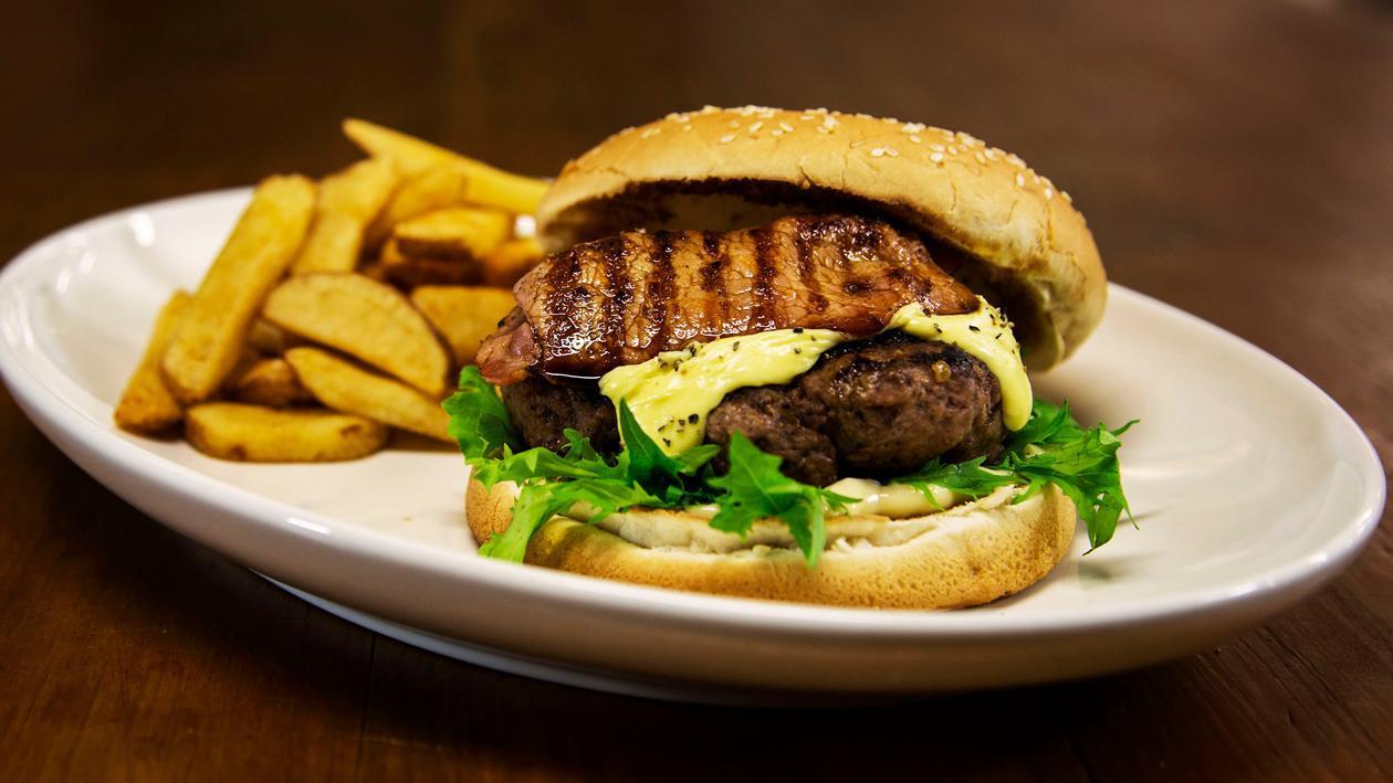 Beef Eater Burger