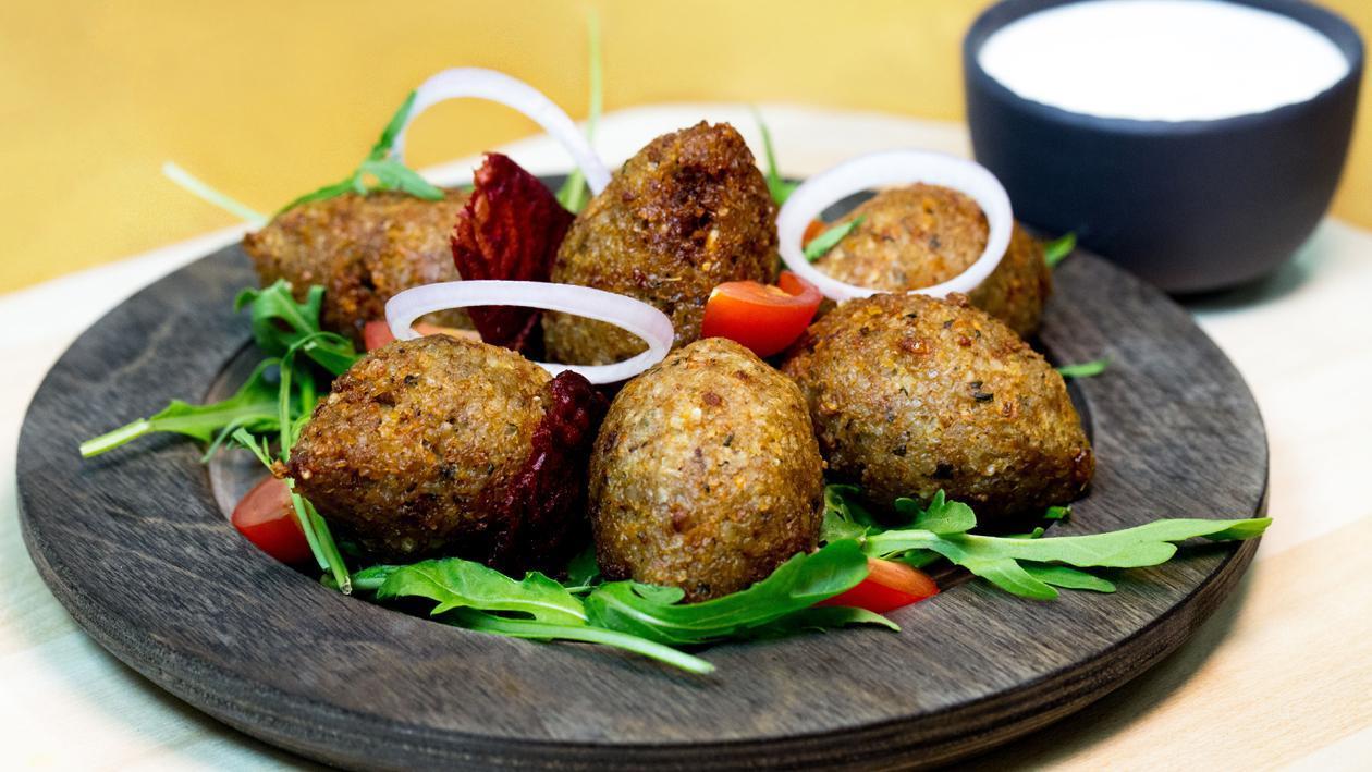 Chicken shawarma kibbeh unilever food solutions chicken shawarma kibbeh forumfinder Image collections