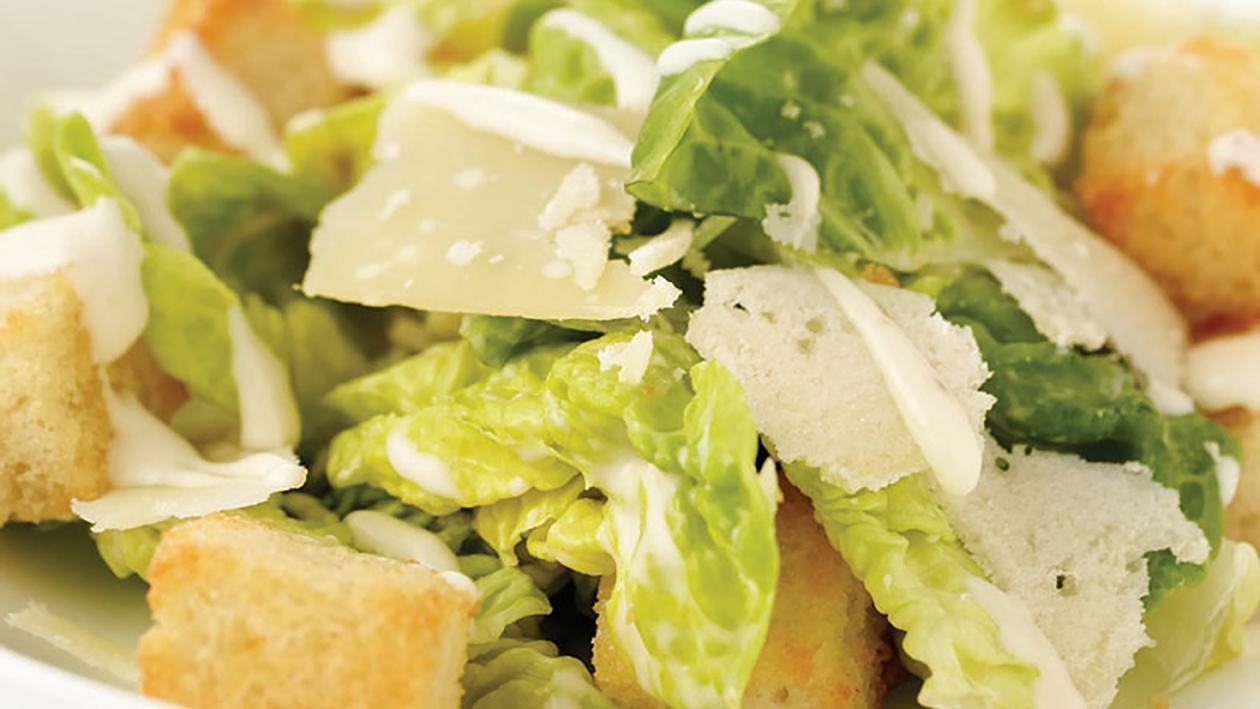 Classic Chicken Caesar Salad Recipe