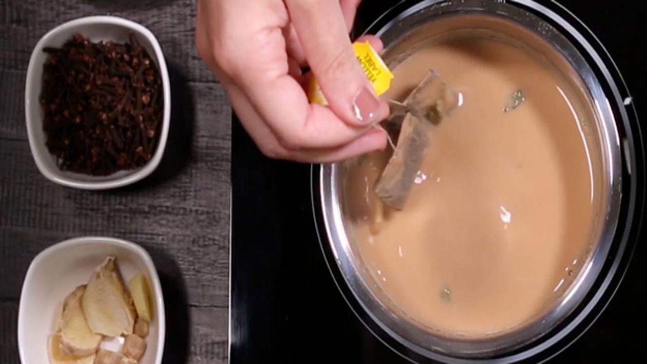Karak Chai (Tea) Recipe