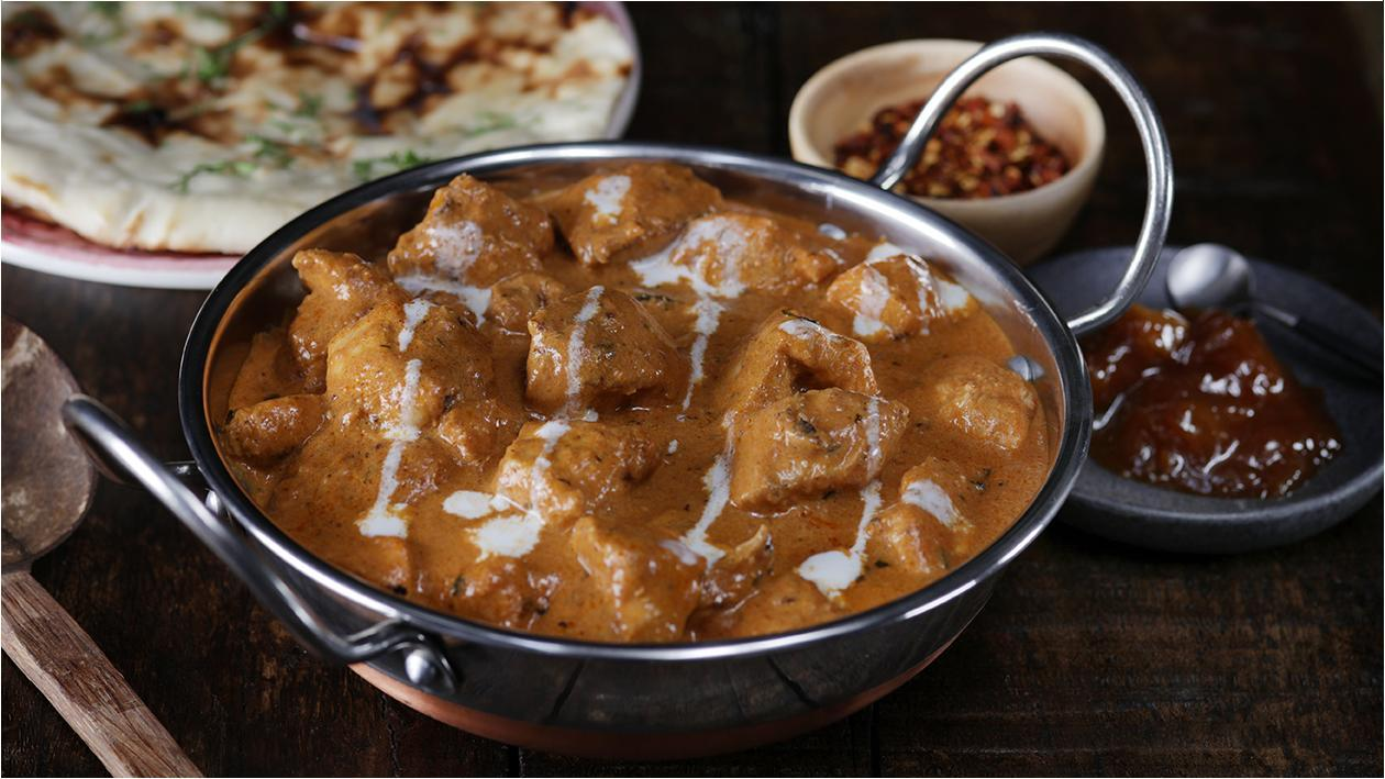 Murgh Makhani - (Butter Chicken) Recipe