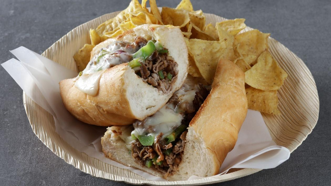 Philadelphia Steak Sandwich Recipe
