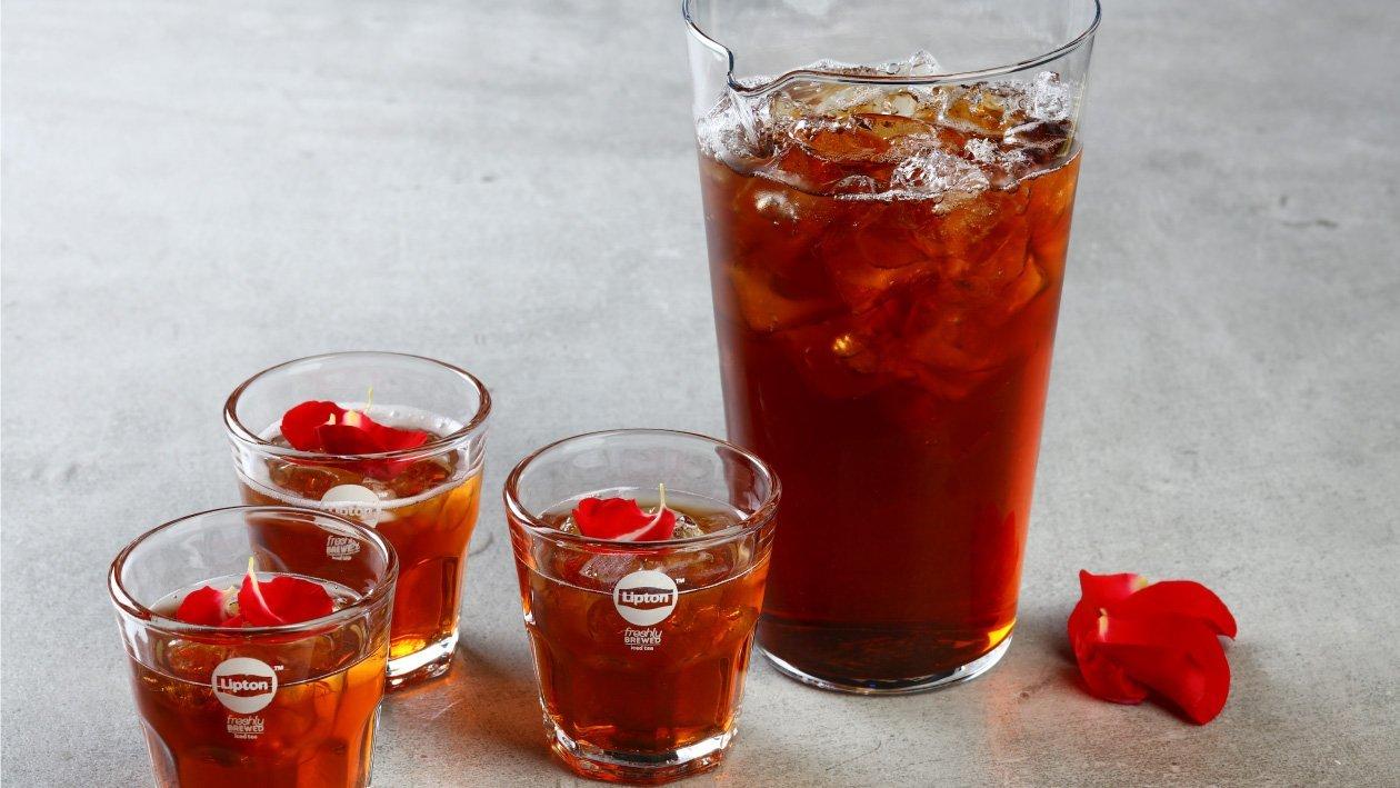 Turkish Delight Iced Tea Recipe