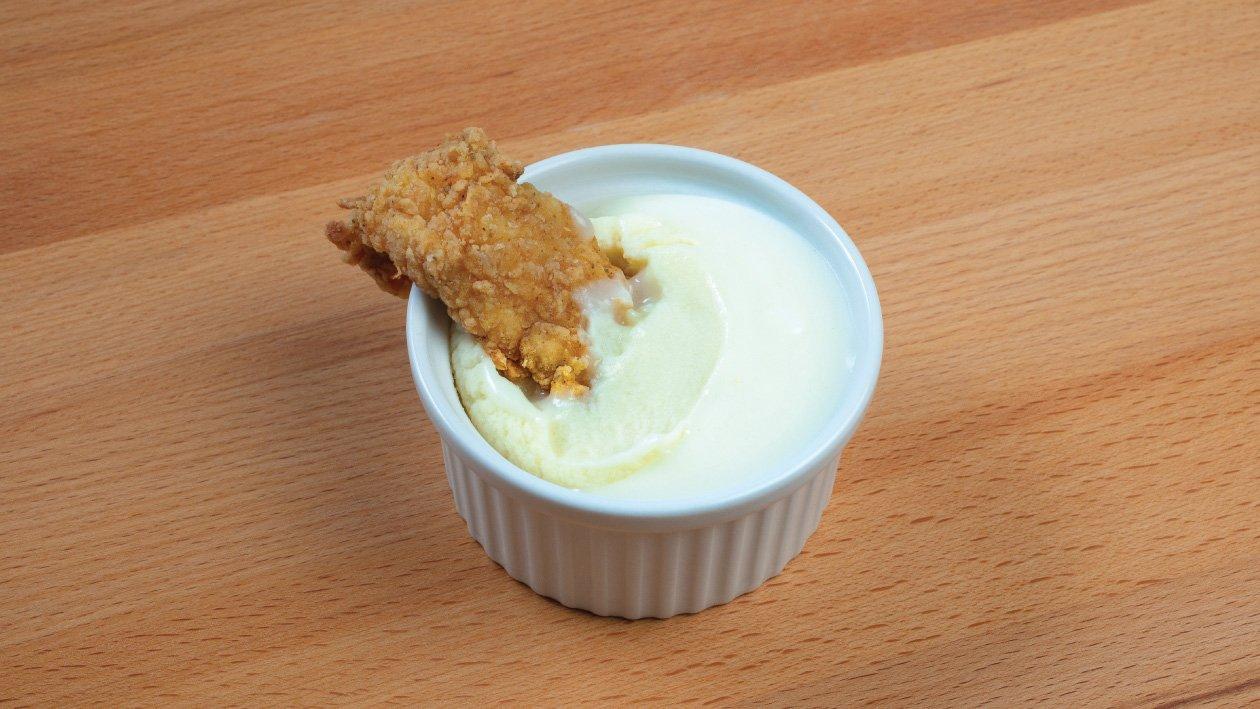 White Chicken Gravy Mashed Potato