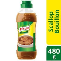 Knorr Concentrated Scallop Bouillon 480g