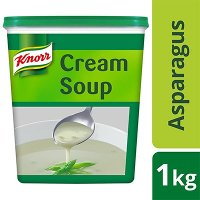 Knorr Cream of Asparagus Soup Mix 1kg