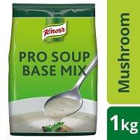 Knorr Pro Mushroom Soup Base Mix 1kg