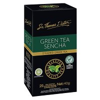 LIPTON Sir Thomas Lipton Green Tea Sencha 25x1.6g