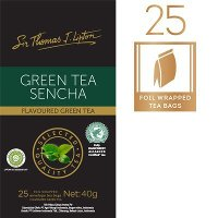 LIPTON Sir Thomas Lipton Green Tea Sencha 25x1.6g