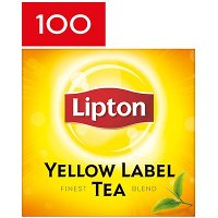 LIPTON Yellow Label Tea - Service Pack 100x2g