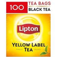 LIPTON Yellow Label Tea - Service Pack 100x2g