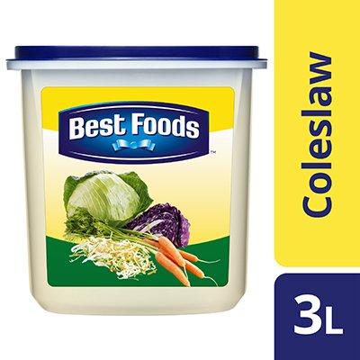Best Foods Coleslaw Dressing 3L -