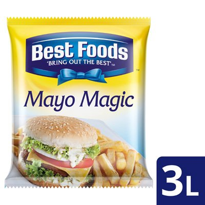 Best Foods Mayo Magic 3L -