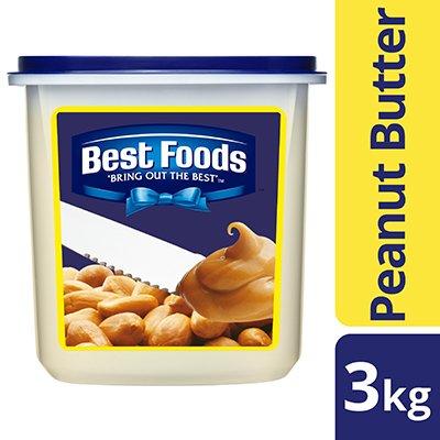 Best Foods Peanut Butter 3kg -
