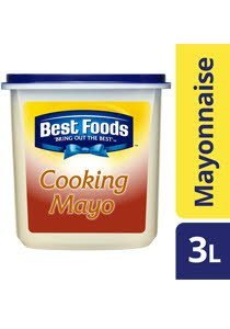 BEST FOODS Professional Cooking Mayo 3L -