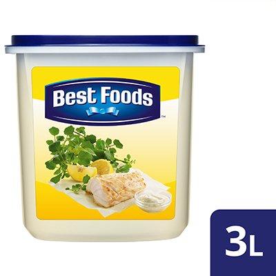 Best Foods Tartar Sauce 3L -