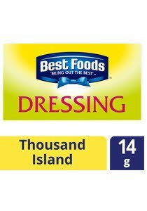 BEST FOODS Thousand Island (Sachet) 14g