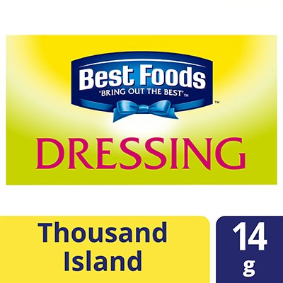 Best Foods Thousand Island (Sachet) 14g -