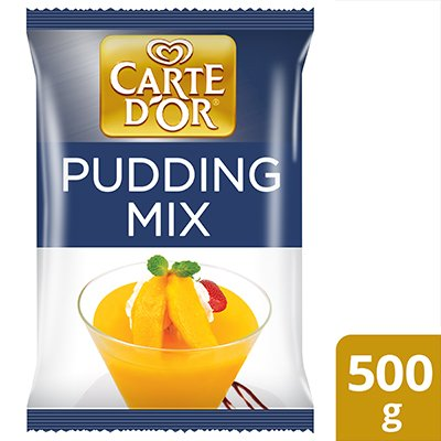 CARTE DOR Mango Flavoured Pudding Mix 500g