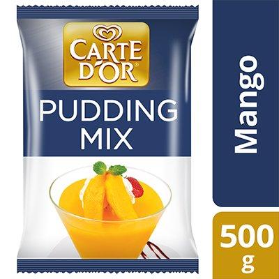 CARTE DOR Mango Flavoured Pudding Mix 500g -