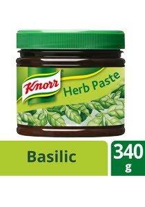 KNORR Basilic Herb Paste 340g