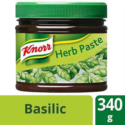 Knorr Basilic Herb Paste 340g -